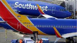 Southwest Airlines Is Waiving Fees For Passengers Who Are Avoiding Boeing 737 Max 8s [Video]
