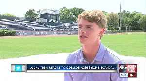 Tampa student athlete's achievement highlights impact of alleged college prep exam scandal [Video]