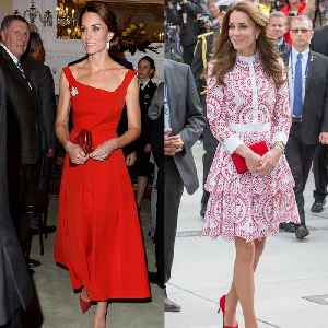 Kate Middleton's Style Staples [Video]