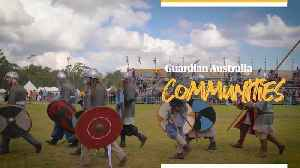 Guardian Australia My People: Going Medieval [Video]