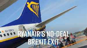 A no-deal Brexit is bad news for Ryanair's UK investors [Video]