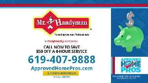 Approved Home Pros: Mr. Handyman [Video]