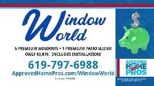 Approved Home Pros: Window World [Video]