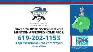 Approved Home Pros: Payan Pools [Video]