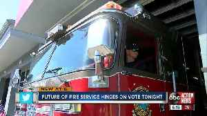 Local voters to decide on tax increase to fund fire rescue [Video]