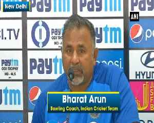 Defeat shows us area to improve before World Cup Bharat Arun [Video]