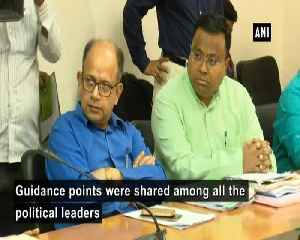 Odisha CEO holds all-party meeting to discuss Assembly Lok Sabha election preps [Video]