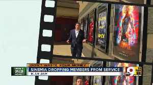 MoviePass competitor Sinemia drops subscribers without warning [Video]