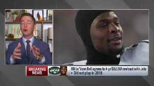 NFL Network's Tom Pelissero breaks down how the New York Jets made the running back Le'Veon Bell deal happen [Video]