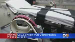 News video: Gov. Newsom To Use Executive Order To Halt More Than 700 Death Row Executions