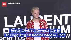 News video: Justin Bieber Asks For Prayers From His Fans