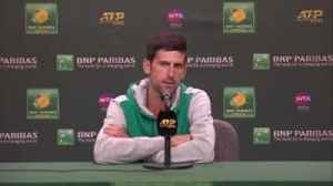 Djokovic: I have things to work on [Video]