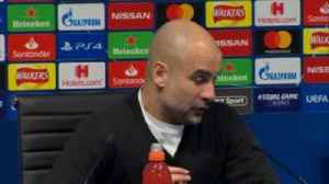 Pep wants Bayern to beat Liverpool [Video]