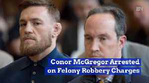 Conor McGregor Is In Trouble With The law [Video]