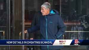 News video: Cheating scandal stretches from Hollywood to Boston