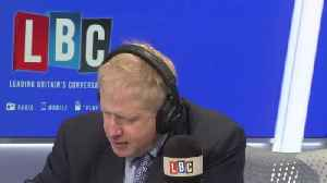 Caller Accuses Boris Johnson Of Misleading The Public On Brexit [Video]
