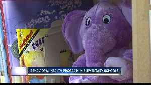 Behavioral health therapy pilot program helping elementary students improve mental health [Video]