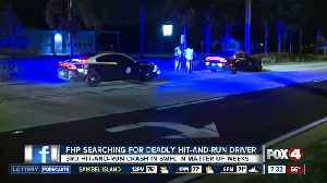 FHP searches for drivers in several hit and run crashes [Video]