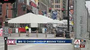 What you need to know for the Big 12 Tournament [Video]