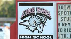 Listen: School alerts Lake Mary High School parents to code red lockdown [Video]