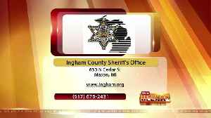 Ingham County Sheriff's Office - 3/13/19 [Video]