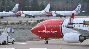 Norwegian Air To Seek Compensation From Boeing For MAX Groundings [Video]