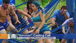 Want To Be In The Next 'Survivor'? [Video]