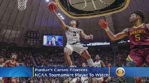Purdue's Carsen Edwards: An NCAA Tournament Player To Watch [Video]