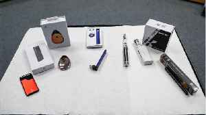 FDA Proposing Restrictions On Flavored E-Cigarettes And Cigars [Video]
