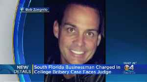 Local Man Charged In College Bribery Case [Video]