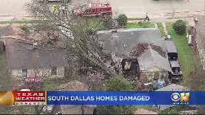 Storms Leave Path Of Damage Across North Texas [Video]