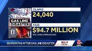 Gas line disaster afermaths linger [Video]