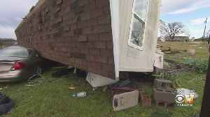 Winds Flip Mobile Home In Cleburne, Woman Injured [Video]