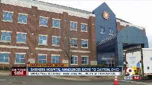 Shriners Hospitals for Children will move to Dayton [Video]