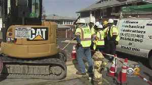 Newark Breaks Groun On Project To Replace Lead Service Lines [Video]