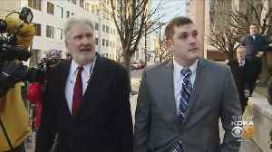 Jury Selection Complete For Trial Of Ex-Officer Michael Rosfeld [Video]