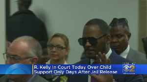 No Change In R. Kelly's Child Support Payments [Video]