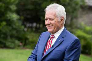 Alex Trebek Returns to 'Jeopardy!' After Announcing Cancer Diagnosis [Video]