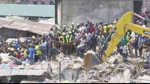 Deaths reported in Nigeria school building collapse [Video]