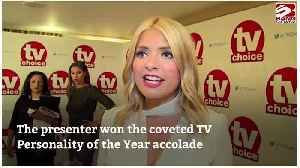 This Morning team lost Holly Willoughby's TRIC Award [Video]