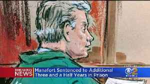 After Being Sentenced To More Prison Time, Manafort Hit With New York Charges [Video]
