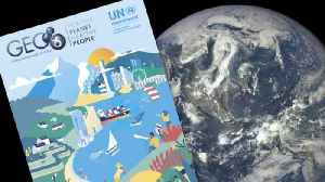 UN Environmental Report: World Must Take Climate Action Now [Video]
