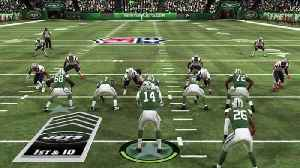 First look at running back Le'Veon Bell on New York Jets in 'Madden NFL 19' [Video]
