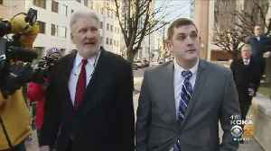 Jury Selection Complete For Trial Of Ex-East Pittsburgh Police Officer Michael Rosfeld [Video]