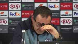 Sarri: Kiev pitch is dangerous [Video]