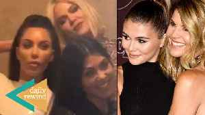 Kardashian Sister CELEBRATE Khloe Being Single! Youtuber Olivia Jade's Mom WANTED By FBI! [Video]