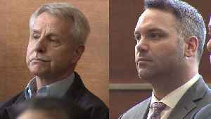 Pair involved in Mass Pike road rage incident appear in court [Video]