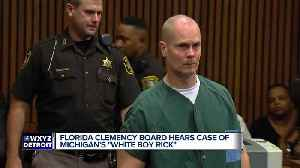 'White Boy' Rick has clemency hearing in Florida on Wednesday morning [Video]
