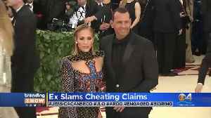 Trending: Jessica Canseco Responds To Alex Rodriguez Cheating Rumors [Video]