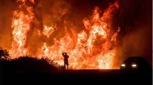 News video: Thomas Fire Sparked By Power Lines From SoCal Edison